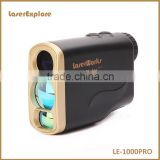 Waterproof 1000m PRO Purchase Rangefinder Manufacturer Monocular Telescope