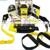 Hot selling Exercise equipment TRX P2,P3,T3 Suspension Trainer Pro Black Trainning Fitness workout,Accept Paypal
