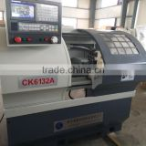 CK6132Ax450 CNC lathe machine Price for sales brands Haishu