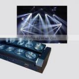 Double Row 8X10W white color led spider moving head light DMX Led Moving head Beam Light DJ Led spider Beam Light
