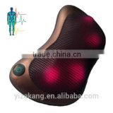 Neck & Back Massage Pillow Factory in China Shiatsu Butterfly Shaped Neck Pillow Cushion for Neck Relax