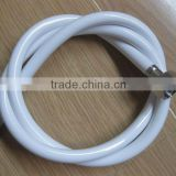 Pvc flexible shower hose 1.2m,shower handle hose stainless steel chrome plated shower hose,extensible shower hose,shower hose