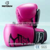 2016 New Style 8-16 OZ UFC MMA Boxing Equipment Wholesale Grant Boxing Gloves With Material Arts PU Leather for Boxing Training