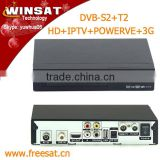 freesat v7 combo DVB-S2+T2 mpeg4 full 1080p hd satellite receiver iptv decoder support powervu biss key cccam usb wifi