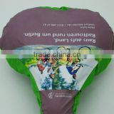 High quality polyester bicycle saddle cover / bicycle saddle rain cover / Bike Seat Cover
