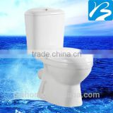 Alibaba China market Floor Mounted Installation Type water closet new model