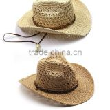western United States cowboy hat beach hat sun hat hat men and women summer sun straw hat