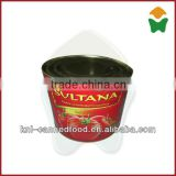 Excellent tomato paste production line for 2200gX6tins