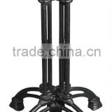 dining or bar cast aluminium table base