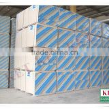 drywall partition use waterproof calcium silicate board paper faced waterproof gypsum board
