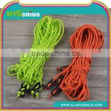 Reflective tent rope for camping tent