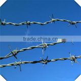 high quality galvanized barbed wire price / used barbed wire for sale / barbed wire price