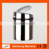 Infrared Sensors Stainless Steel Automatic Dustbin