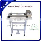 600mm Foot Pedal 220V Impulse Sealer Heat Seal Machine Poly PVC Plastic Shrink Vacuum Bag Film lips Sealing
