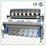 power chip overseas sales service double led light Basmati rice ccd camera sorting machine
