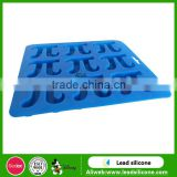 Fashion shaped Silicone Foodice cube tray,ice Box
