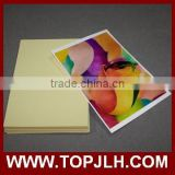 Water transfer printing laser type tattoo paper