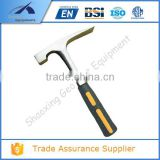 Chisel edge Geological Hammer