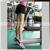 4 Needle 6 Thread Gym Wear Women Running Activewear Yoga Short Pants Booty Shorts For Wholesale