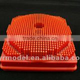 plastic concrete cube mould by Industrial Man