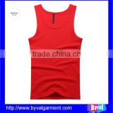Hot Sale Mens Tank Top Slim Athletic Muscle Tank Top for Sports