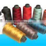 polyester spun sewing thread 60s/2 for cloth and bag