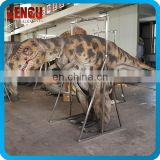 Amusement Park Customized Realistic Simulation Dinosaur Costume