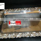 SILVER PLATED SERVICE TRAY