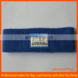 promotional sports custom head sweatband
