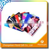 Bulk custom Design silk screen printing plastic VIP cards/ business cards/play cards