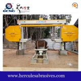 QCXE-2200 CNC wire saw machine for stone factory