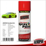 Aeropak Bright Color Fluorescent Spray Paint 400 ml For Car