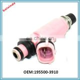 Baixinde brand Replacing Flow Matched Fuel Injector Set for Wrx STi 2.5 195500-3910 SUBARUs Fuel Injector Nozzle
