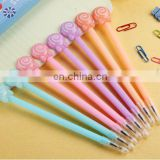 lollipop shaped gel pen candy color