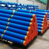 Tarpaulin rolls 2x100m blue/orange Indonesia Philippines Malaysia hot-selling durable fabrics truck covers