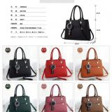Fashion PU leather handbag shoulder bag lady bag women bag spring autumn designer brand