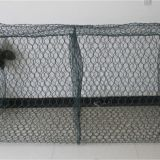 Multipurpose Galvanized Weld Mesh Gabion Baskets 2.0 - 4.0 Mm Wire Diameter