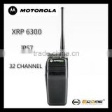 Motolora 5 watts XRP6300 Prortable vhf uhf Specialty 100 mile walkie talkie