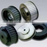 Aluminum & Plastic custom made timing pulleys