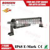 wholesale 50 inch automobile LED bar light off road bar lamp 3w CREEs waterproof IP67 motor parts accessories