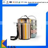 high quality customized insulatedcooler bags for food/lunch cooler bag/bottle cooler bag