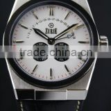 ZDDM-01W Automatic Stainless steel mechanical seagull movement watch mechanicl