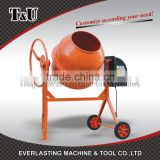 Hot Sale!!! Electric/Gasoline/Diesel Mini-Mixer Cement with160L,180L,200L,300L 400L,500L Charging Capacity