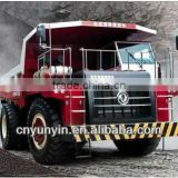 Dongfeng heavy mining tipper truck dump for sale