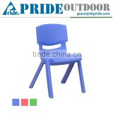 Cheap Hot Sale 3 Color Stackable School Kids Plastic Armless Chair Price Plastic Beach Chair