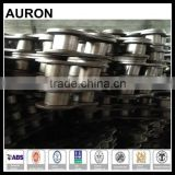 AURON/HEAWELL ABS BV GL DNV ISO OHSAS CE short pitch motor bike chain/high precision motor chain/roller link chain
