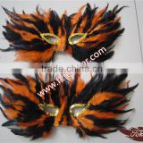 Cheap Rooster Feather Animal Mask Party Supplies Wholesale China