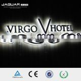 Factory outlet free design outdoor 3d led lighting hotel letters backlit logo sign                                                                         Quality Choice