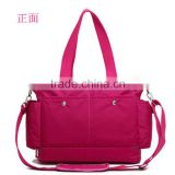 multi-function baby mama bags for woman,fashion pink mama bags ,wholesale mama bags