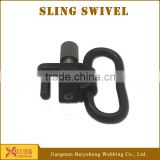 wholesale military stainless steel snap hook clip swivel